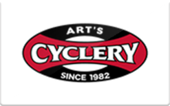 Sell Art's Cyclery Gift Card