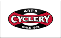 Buy Art's Cyclery Gift Card