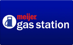 Sell Meijer Gas & Grocery Gift Card