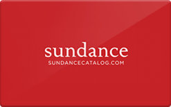 Sell Sundance Catalog Gift Card