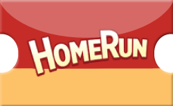Sell HomeRun Gift Card