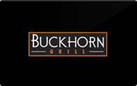 Buy Buckhorn Grill Gift Card