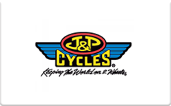 Sell J&P Cycles Gift Card