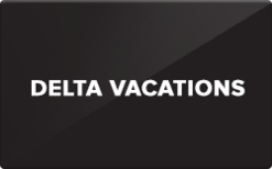 Sell Delta Vacations Gift Card