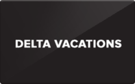 Buy Delta Vacations Gift Card