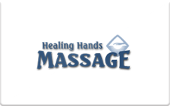 Buy Healing Hands Massage Gift Card
