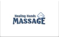 Buy Healing Hands Massage Gift Card