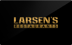 Sell Larsen's Restaurants Gift Card