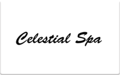 Sell Celestial Spa Gift Card