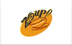 Sell Zoup Gift Card