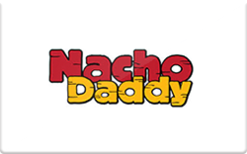 Sell Nacho Daddy Gift Card