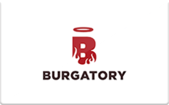 Sell Burgatory Gift Card