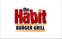 Sell Habit Burger Gift Card