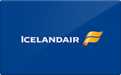Sell Icelandair Gift Card