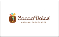 Buy Cocoa Dolce Gift Card