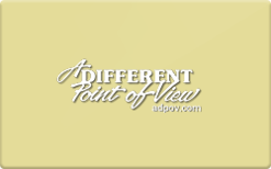 Buy A Different Point of View Gift Card