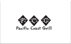 Sell Pacific Coast Grill Gift Card