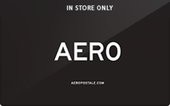 Sell Aeropostale (In Store Only) Gift Card