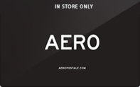 Buy Aeropostale (In Store Only) Gift Card