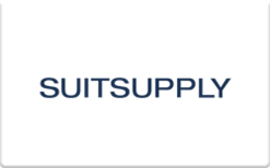 Suitsupply Gift Card - Check Your Balance Online   Raise.com