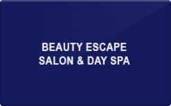 Sell Beauty Escape Salon & Day Spa Gift Card
