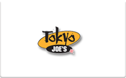Sell Tokyo Joe's Gift Card
