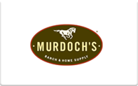Buy Murdoch's Ranch & Home Supply Gift Card