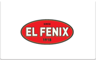 Buy El Fenix Gift Card