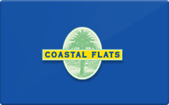 Sell Coastal Flats Gift Card