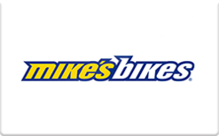 Sell Mike's Bikes Gift Card