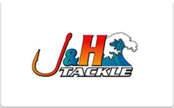 Sell J & H Tackle Gift Card