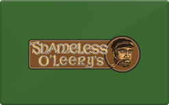 Sell Shameless O'Leery's Gift Card