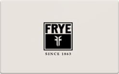 Sell The Frye Company Gift Card