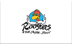 Buy Roosters Wings Gift Card