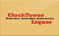 Buy Clocktower Liquors Gift Card