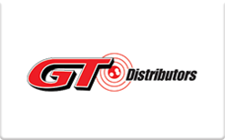 Sell GT Distributors Gift Card