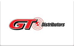 Buy GT Distributors Gift Card