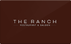 Buy The Ranch Gift Card