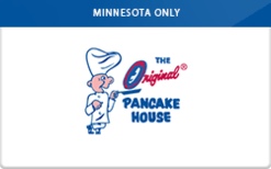 Sell The Original Pancake House (Minnesota Only) Gift Card