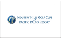 Sell Industry Hills Golf Club at Pacific Palms Resort Gift Card