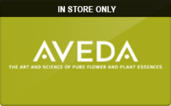Sell Aveda (In Store Only) Gift Card