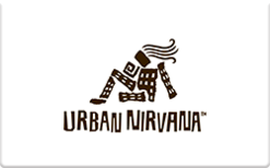 Sell Urban Nirvana Gift Card