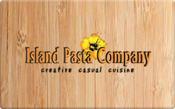 Sell Island Pasta Gift Card