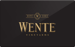 Wentevinyards gift card