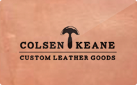 Buy ColsenKeane Leather Gift Card