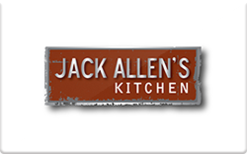 Sell Jack Allen's Kitchen Gift Card