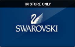 Sell Swarovski (In Store Only) Gift Card