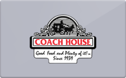 Sell Coach House Gift Card