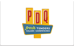 Sell PDQ Restaurants Gift Card