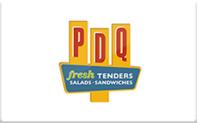 Buy PDQ Restaurants Gift Card